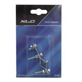 XLC Universal Dynamoholder sølv